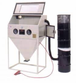 AC40403 sandblast cabinet