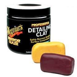MGC-2000 Meguiars C-2000 Body Shop Professional Overspray Clay