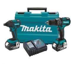 MPXT248M Makita XT248M 18V Li-Ion Brushless Cordless Drill Impact