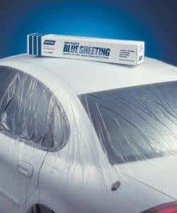 NR03344 Blue Sheeting
